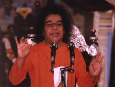Discourses of Sathya Sai Baba