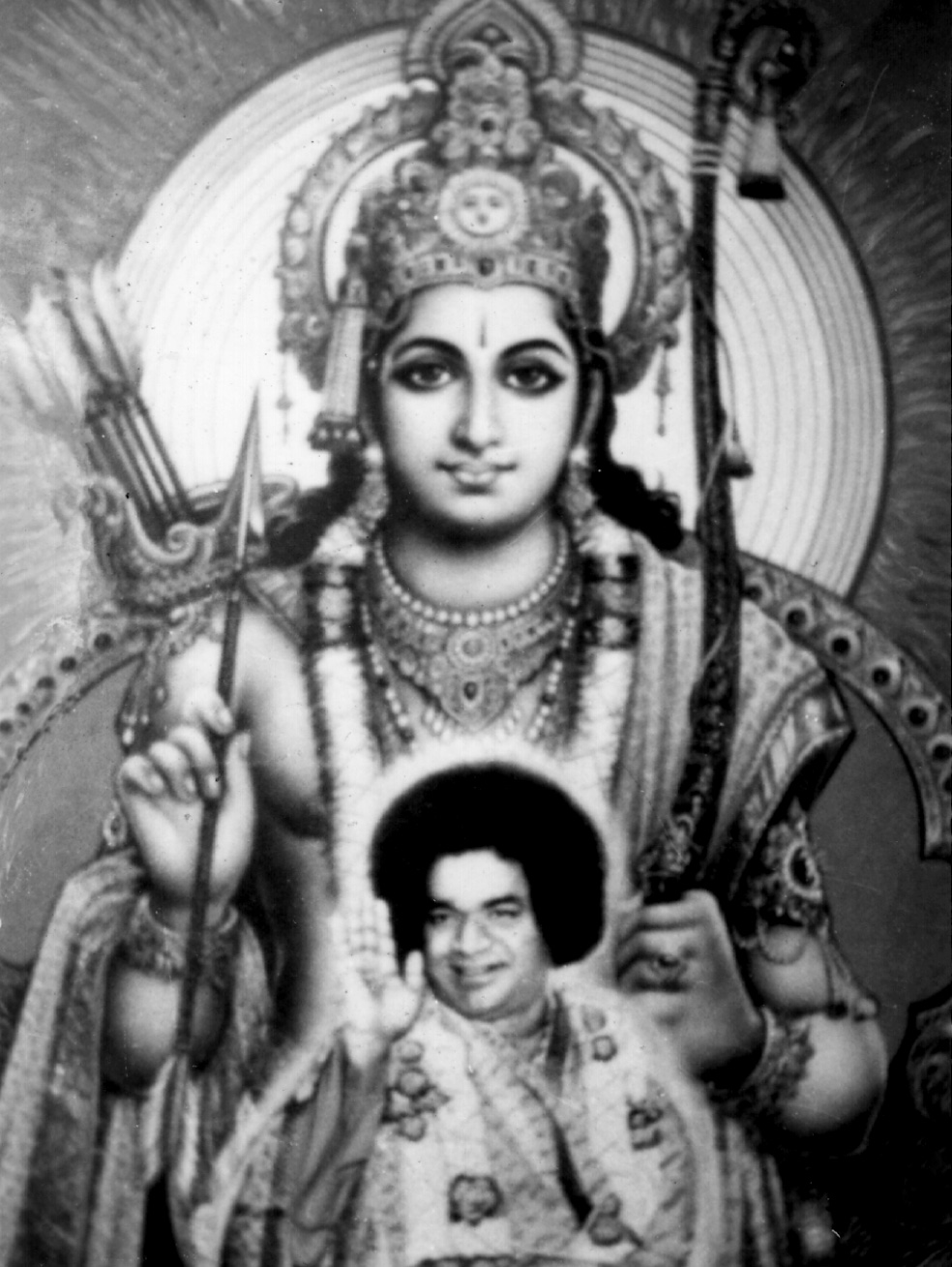 sathya sai baba as avatar his story and the history of an idea