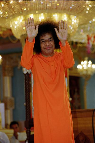 Guiding and Protecting Grace | Sathya Sai International