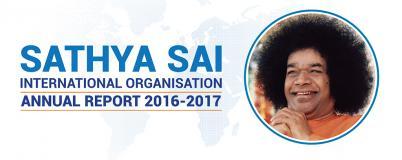SSIO Annual Report 2016-2017   Sathya Sai International