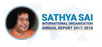 SSIO Annual Report 2017-2018 | Sathya Sai International