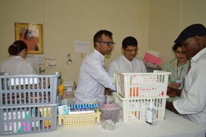International Medical Camp in Prasanthi Nilayam | Sathya Sai